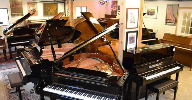 Santa Cruz Piano